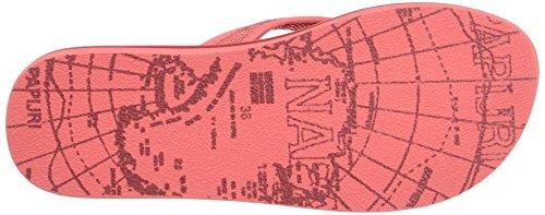 NAPAPIJRI FOOTWEAR Lele Damen Zehentrenner Pink (rose N58)