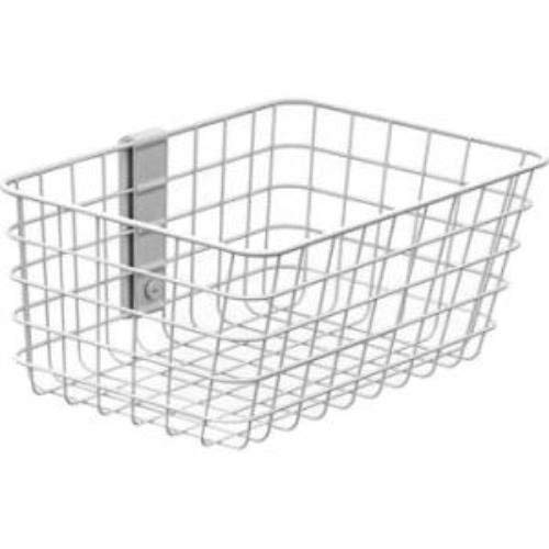 Ergotron SV Wire Basket, Small for StyleView Carts and eTable by Ergotron (Image #1)