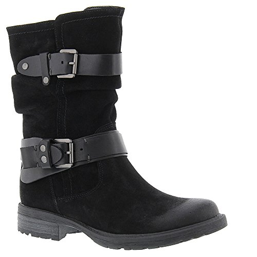 Black Boot Earth Womens suede Everwood wSngHqtC