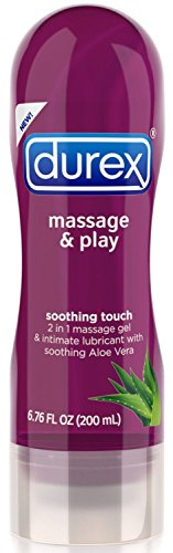 Durex Play 2 in 1 Intimate Lube and Massage Gel 200 Ml.