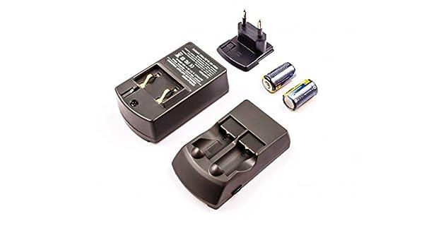 Conector Cargador Compatible Con Canon CR2 con/3.7/: Amazon.es ...