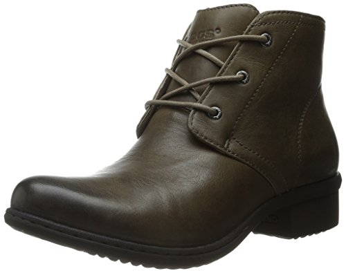 Bogs Women's Kristina Waterproof Chukka Boot, Taupe, 7.5 M US