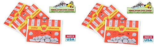 Pictures of HIMALAYAN YAKY CHARMS DOG TREAT DOG POPCORN 7