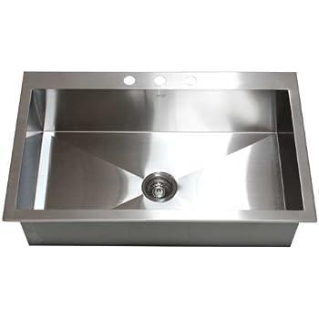 36   x 22   single bowl kitchen sink 36   x 22   single bowl kitchen sink     amazon com  rh   amazon com