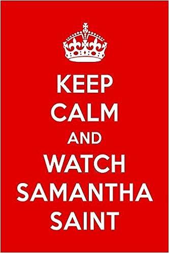 Any Watch samantha saint