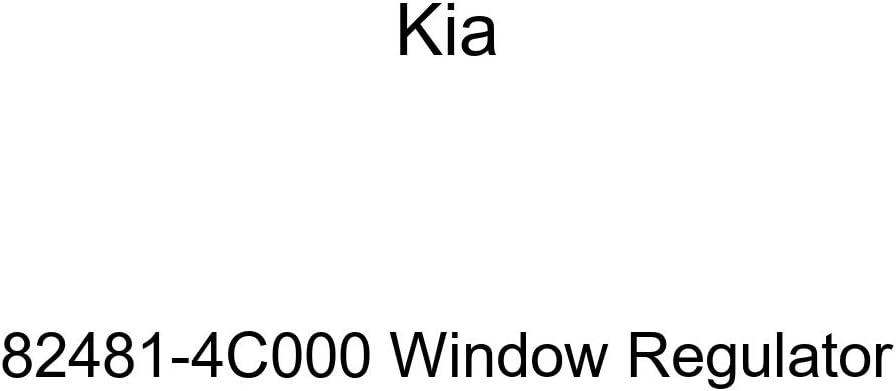 Kia 82481-4C000 Window Regulator