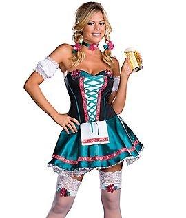 Dreamgirl-Womens-Heidi-Hottie-9-Piece-Corset-Style-Dress