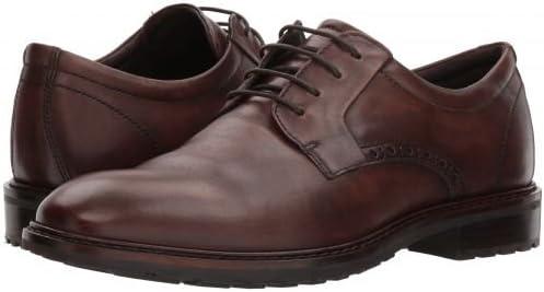 [エコー] メンズ 男性用 シューズ 靴 オックスフォード 紳士靴 通勤靴 Vitrus I Plain Toe Tie - Nature [並行輸入品]  47 (US Men's 13-13.5) M