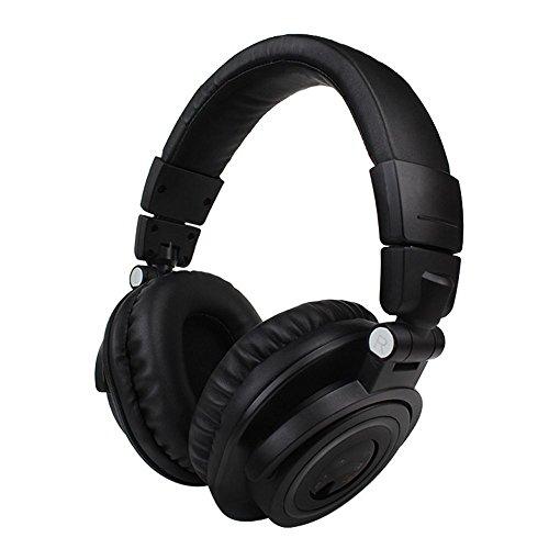 XHKCYOEJ Headset Stereo Headset/Headphones/Headphones/Bluetooth/Rotation,Brown: Amazon.co.uk: Electronics