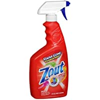 4 PACK Zout Laundry Stain Remover Triple Action. Spray 22 fl oz (651 ml)