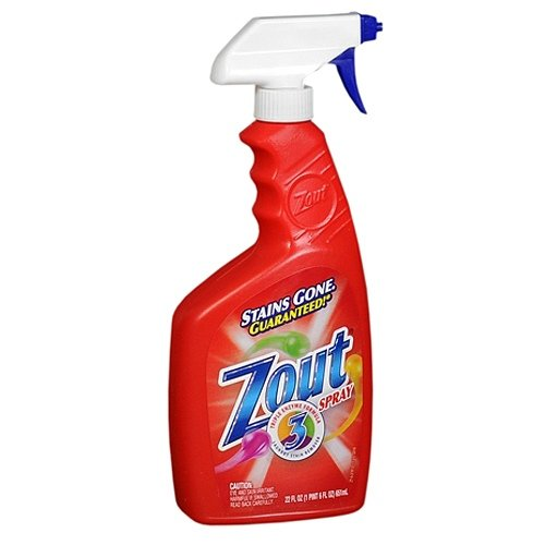 6 PACK Zout Laundry Stain Remover Triple Action. Spray 22 fl oz (651 ml) by Zout (Image #1)