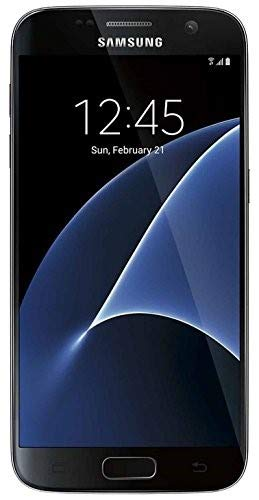 Samsung Galaxy S7 G930v 32GB Verizon Wireless CDMA 4G LTE Smartphone w/ 12MP Camera - Black Onyx (Certified Refurbished)