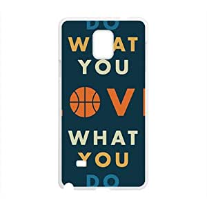Happy Obey your heart motto Cell Phone Case for Samsung Galaxy Note4