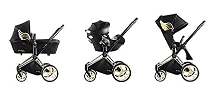 Trio Cybex by Jeremy Scott