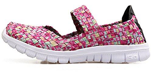 GFONE de tacón ColorPink mujer Zapatos rr5q7xg1