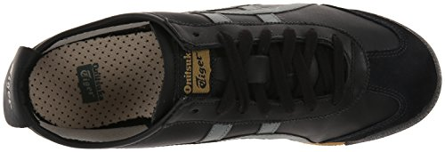 Onitsuka Tiger Mexiko 66 Fashion Sneaker Schwarz / Grau / Gold