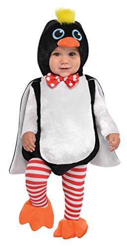 Penguin Costumes Toddler (Waddles The Penguin Baby Infant Costume - Baby)