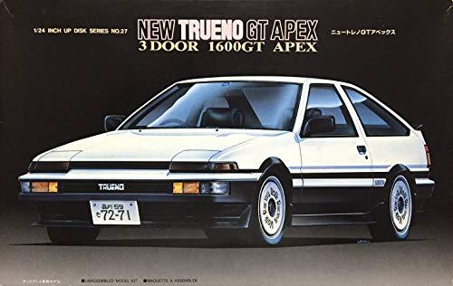 フジミ 1/24 トヨタ スプリンター ニュー トレノ GTアペックスの商品画像