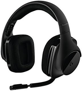 Logitech G533 Over-Ear USB Wireless Bluetooth Gaming Headphones