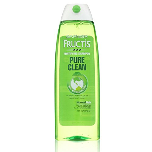 Garnier Fructis Garnier Fructis Pure Clean Shampoo, 13 oz (Pack of 6)