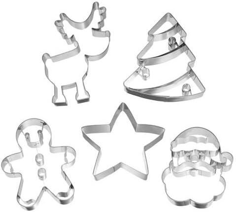 Ausstechform Stern Weihnachten Plätzchenausstecher Ausstecher Keksausstecher
