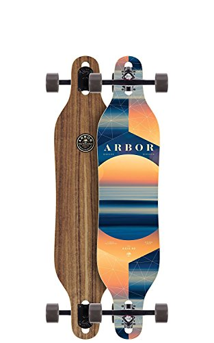 Original - 1 Pack - Arbor Axis Photo Series Complete Longboard, 40