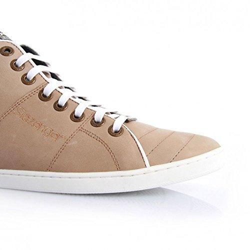 Slazenger , Chaussures de ville à lacets pour homme Marron Marron
