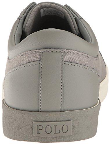 ... Polo Ralph Lauren Menns Aldric Sneaker Museum Grå ...