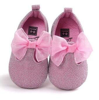 Model 15 2 donfohyx Baby Moccasins Supplier Cute Bow Toddler First Walkers Shoes Pu Leather Baby Moccasins BOR