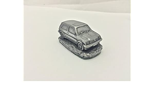 Amazon.com: MG Metro 1.92 SCALE MODEL CAR BY PRIDE IN DETAILS by prideindetails: Toys & Games