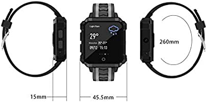 TOOGOO H7 Smartwatch Android 6.0 MTK 6737 1GB 8GB 600 MAh ...