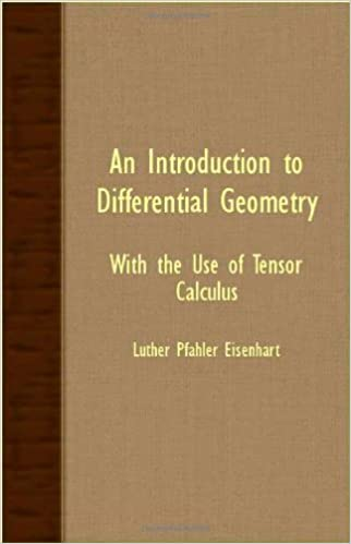 Schaums Tensor Calculus Pdf