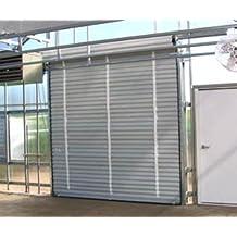 Trac-Rite 944WL Roll-Up Door - 9u0027 wide x 9u0027 tall  sc 1 st  Amazon.com & Amazon.com: TRAC-RITE DOORS INC.