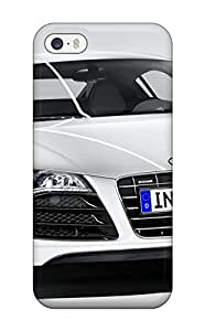 New Style 4670582K99842551 Fashionable Style Case Cover Skin For Iphone 5/5s- Audi R8 V10