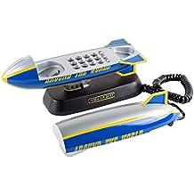 Novelty Phone Home Office Landline Telephone (Blimp)