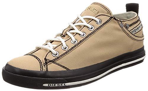 - Diesel Men's Magnete Exposure Low I Sneaker, Seed Pearl, 8.5 M US