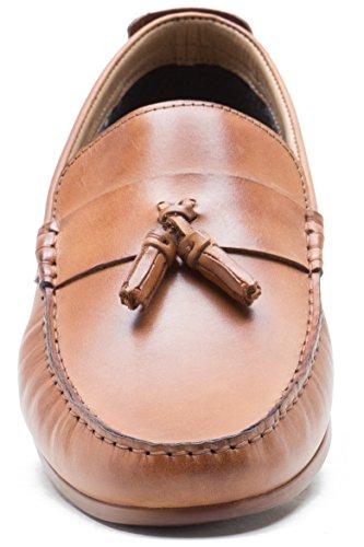 Red Tape Elevaston Mens Leather Formal Shoes Tan - Tan - UK Sizes 7-12 SGBkn8zBm