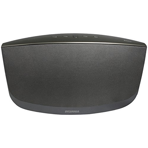 Sylvania SP5881BT 2.1 Channel Bluetooth USB Speaker with Remote Control by Sylvania
