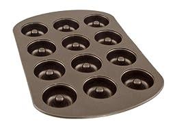 Entemann\'s 154688 12-Cup Mini Donut Pan