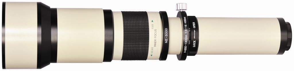 650 – 1300 mm高望遠ズームレンズfor Canon t1i、t2i、t3、t3i   B014DUL2EK