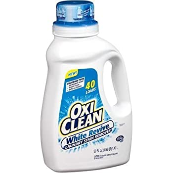 Amazon Com Oxiclean White Revive Stain Remover 3 Lbs