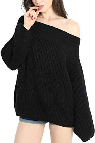 women s winter cashmere off shoulder puff
