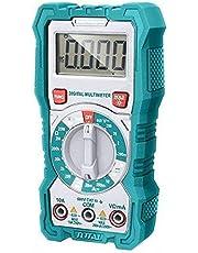 جهاز ملتيميتر ديجيتال TMT46001 600 فولت من توتال - 2725604084277