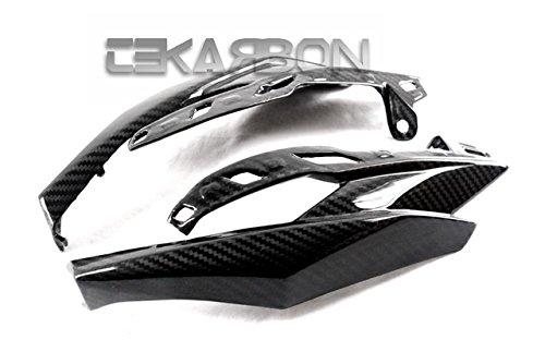2014-2016 Kawasaki Z1000 Carbon Fiber Headlight Side Panels