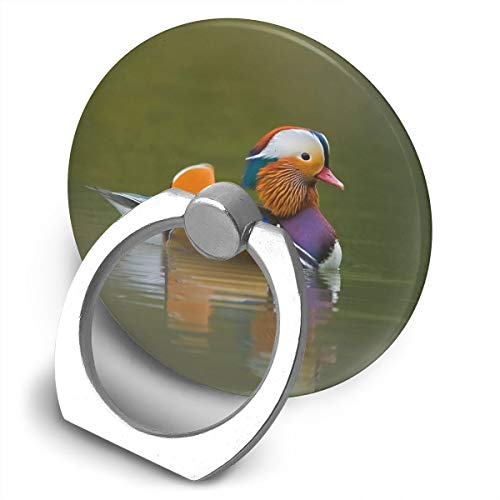 Foam Mandarin (Phone Ring Holder Round/Mandarin Duck Popular Phone Mount)