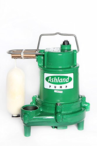 Ashland SPV33 - 1/3 HP Cast Iron Sump Pump by Ashland