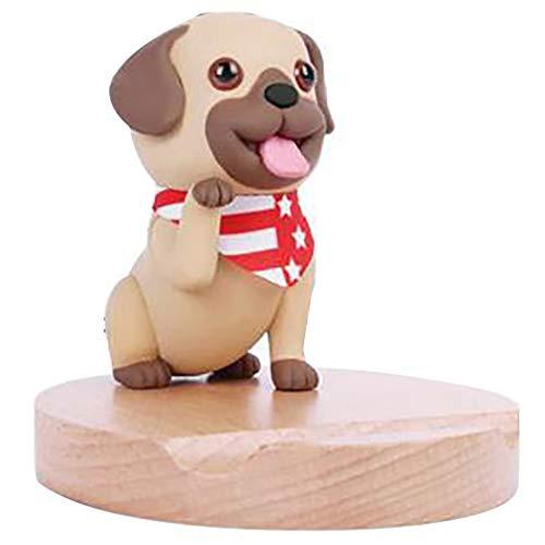 Bangcool Cell Phone Stand Cute Dog Cartoon Desktop Phone Holder Smartphone Stand Dog Cell Phone Holder