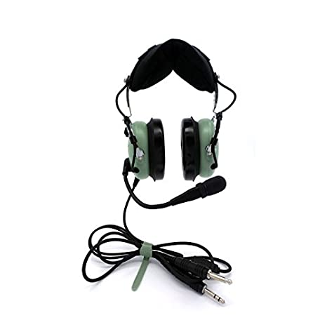 Amazon Com David Clark H10 13 4 Aviation Headset Gps Navigation