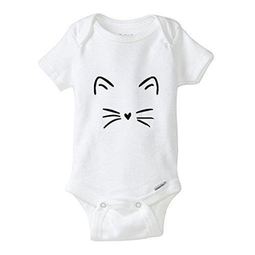 Kitten Kitty Cat Gerber Onesie | Baby, Toddler, Infant