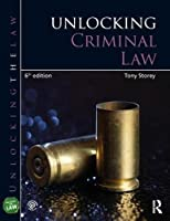 Unlocking Criminal Law, 6th Edition Front Cover